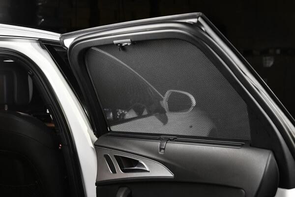 Parasoles cortinillas solares Chevrolet Kalos / Aveo (T200) 3 puertas 02-08