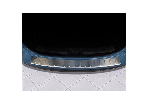 Protector Parachoques en Acero Inoxidable Hyundai I40 Cw 2011- ribs