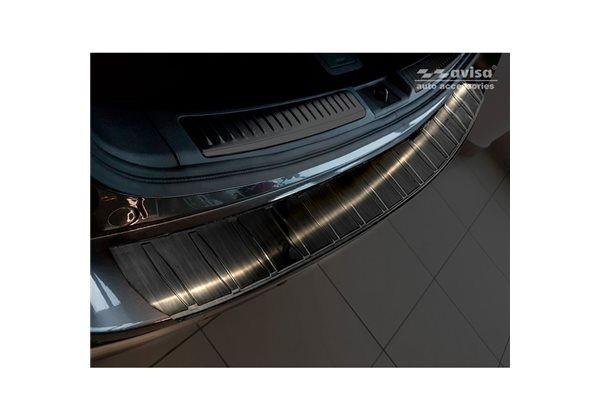 Protector Parachoques en Acero Inoxidable Mazda 6 Iii (gj) Sedan 2012- ribs long