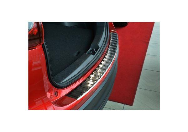 Protector Parachoques en Acero Inoxidable Mazda Cx-5 2012-2017 ribs