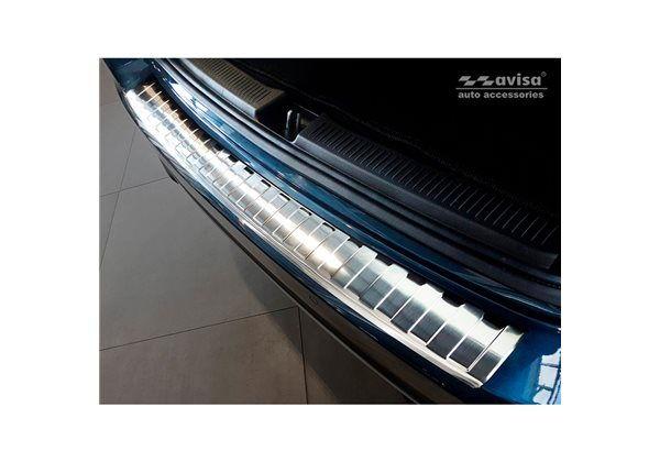 Protector Parachoques en Acero Inoxidable Mercedes Clase B W247 2018- ribs