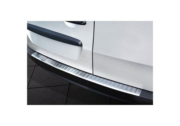 Protector Parachoques en Acero Inoxidable Mercedes Citan 2012- ribs