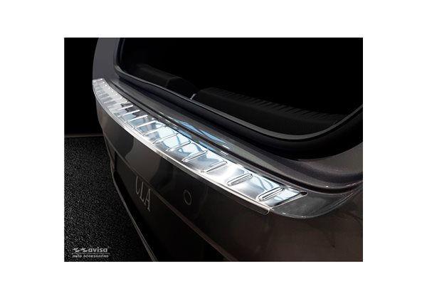 Protector Parachoques en Acero Inoxidable Mercedes Cla Ii (x118) Shooting Brake 2019- ribs