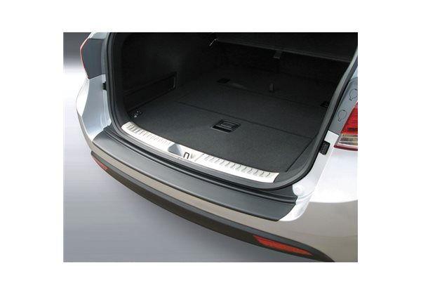 Protector Parachoques en Plastico ABS Hyundai I40 Estate/kombi 9.2011- Negro