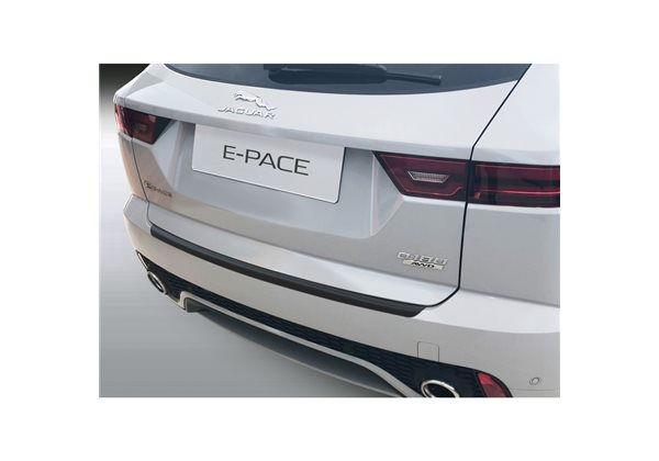 Protector Parachoques en Plastico ABS Jaguar E- Pace 2018- Negro