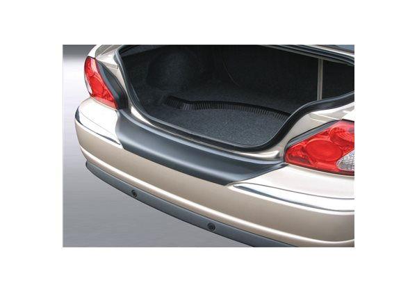 Protector Parachoques en Plastico ABS Jaguar X Tipo 2001-9.2007 Negro
