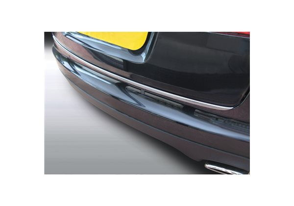 Protector Parachoques en Plastico ABS Jaguar Xf Sportbrake 9.2012- Negro