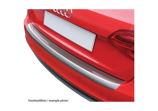 Protector Parachoques en Plastico ABS Kia Carens 6.2013- Look Aluminio