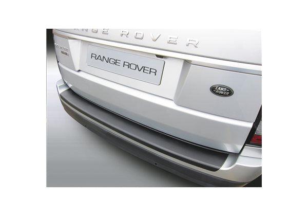 Protector Parachoques en Plastico ABS Landrover Range Rover Vogue 01.2013- Negro