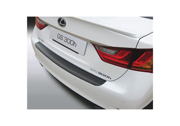 Protector Parachoques en Plastico ABS Lexus Gs 6.2012- Negro