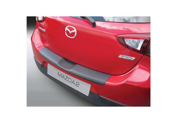 Protector Parachoques en Plastico ABS Mazda 2 3/5 Puertas 2.2015- Negro
