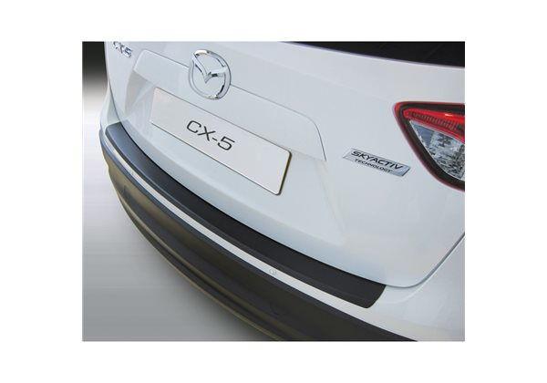Protector Parachoques en Plastico ABS Mazda Cx5 4.2012- Negro