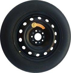 Kit rueda de repuesto recambio para Toyota Iq 02/2009-