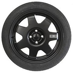 Kit rueda de repuesto recambio para Peugeot 208 2012-
