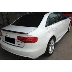Aleron Audi A4 B8 09-12 Carbono