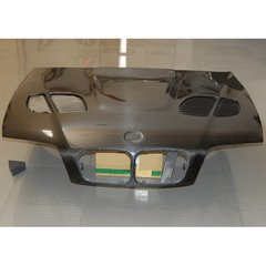 Capo Carbono Bmw E46 02-06 2p. Look M3 Gtr C/t