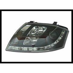 Faros Delanteros Luz De Dia Audi Tt 99 Black