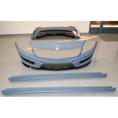 Kit Carroceria Mercedes W176 A45 13 Look Amg Sin Sensores