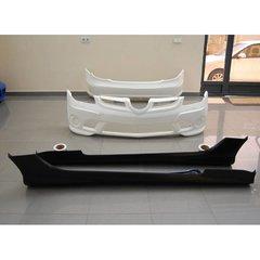 Kit De Carroceria Mercedes R171 Look Amg
