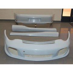Kit De Carroceria Porsche 996 2 Fase 2002-2004