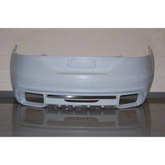Paragolpes Trasero Audi Tt 06-15 8j Look Rs