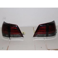 Pilotos Traseros Led Toyota Land Cruiser Fj200 08 Red Smoked
