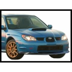 Spoiler Delantero Subaru Impreza 06 Carbono