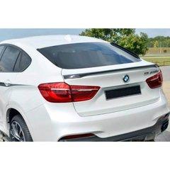 Aleron BMW F16 X6 14-17 Carbono