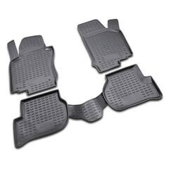 Alfombrillas 3D TOYOTA RAV4 long 2006-