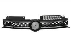 Parrilla rejilla delantera para VW Golf 6 VI (2008-2012) GTD Design