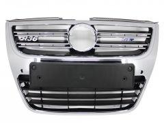 Parrilla rejilla delantera para VW Passat 3C (2007-2010) R36 para R36 OEM Bumper