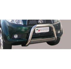 Defensa delantera barras en Acero Inoxidable Daihatsu Terios 06/09 Diametro 63 Homologada