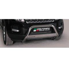 Defensa delantera barras en Acero Inoxidable Land Rover Range Rover Evoque (pure & Prestige) 11 - Diametro 63 Homologada