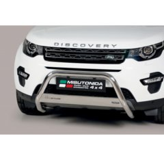 Defensa delantera barras en acero inoxidable Land Rover Discovery Sport 5 2018- O 63 Homologada - Ec Bar
