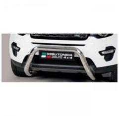 Defensa delantera barras en acero inoxidable Land Rover Discovery Sport 5 2018- O 76 Homologada - Ec Bar