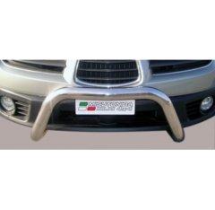 Defensa delantera barras en Acero Inoxidable Subaru Tribeca 06/07