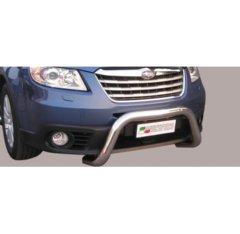 Defensa delantera barras en Acero Inoxidable Subaru Tribeca 08-