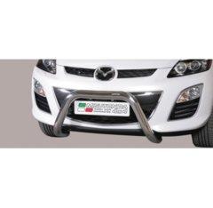 Defensa delantera barras en Acero Inoxidable Mazda Cx7 10-