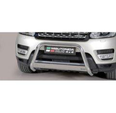 Defensa delantera barras en Acero Inoxidable Land Rover Range Rover Sport 14 - O 63 Homologada - Misutonida Italia