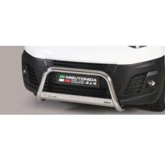 Defensa delantera barras en Acero Inoxidable Citroen Jumpy 16- O 63 Homologada - Misutonida Italia