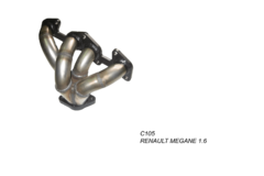Kit Colectores de Escape deportivos RC Racing RENAULT CLIO II 1.4I 8V 03/98- 75CV