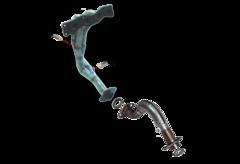 Kit Colectores de Escape deportivos RC Racing SUZUKI SWIFT 1.6i 16V 06- 125CV