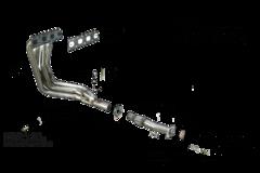 Kit Colectores de Escape deportivos RC Racing OPEL CALIBRA 2.0I 16V 90-97 150CV