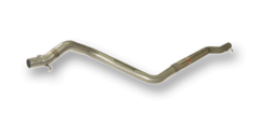Escape intermedio deportivo RC Racing VOLKSWAGEN GOLF I 1.6 TD 82-83 7CV