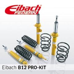 Kit Eibach B12 Pro-kit VOLVO S60 2.0 T, 2.3 T5, 2.4, 2.4 T, 2.4 T5, 2.5 T, T5 07.00 - 04.10