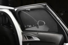 Parasoles cortinillas solares Audi A3 (Typ 8P) 5 puertas 03-12