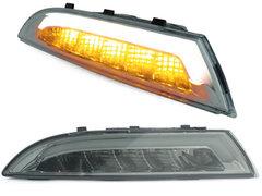 carDNA intermitente LED con luz de posicion VW Scirocco III Ahumados