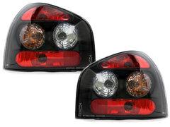 Pilotos faros traseros Audi A3 8L 09.96-04 negro