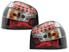 Pilotos faros traseros LED Audi A3 8L 09.96-04 negro
