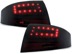 LITEC Pilotos faros traseros LED Audi TT (8N3/8N9) 98-05 negro